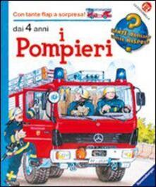 Ascotcamogli.it Al lavoro con i pompieri. Ediz. illustrata Image