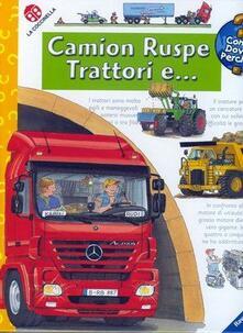 Letterarioprimopiano.it Camion, ruspe, trattori e ... Image