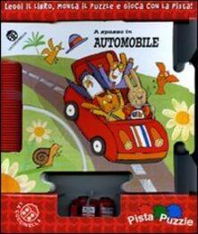 Osteriacasadimare.it A spasso in automobile. Ediz. illustrata. Con gadget Image