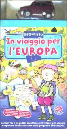 Radiospeed.it In viaggio per l'Europa. Ediz. illustrata. Con gadget Image