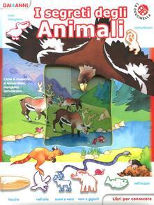 3tsportingclub.it I segreti degli animali. Libri per conoscere Image