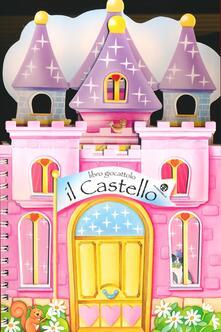 Il castello. Con adesivi.pdf