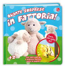 Voluntariadobaleares2014.es Quante sorprese in fattoria! Cucù... chi salta su? Libro pop-up. Ediz. illustrata Image