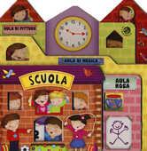 Libro Scuola. Il paese dei giocattoli. Ediz. illustrata Giovanna Mantegazza