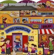 Libro Centro commerciale. Il paese dei giocattoli. Ediz. illustrata Giovanna Mantegazza