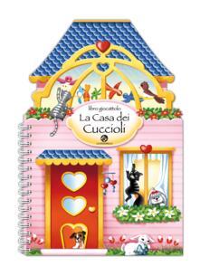 La casa dei cuccioli. Con adesivi. Ediz. illustrata.pdf
