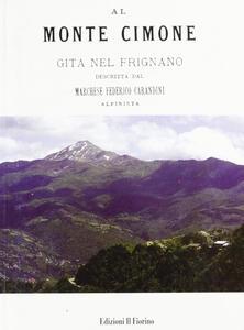 Al monte Cimone. Gita nel Frignano