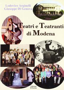 Teatri e teatranti di Modena
