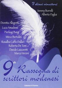 Nona Rassegna di scrittori modenesi