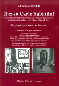 Il caso Carlo Sabattini