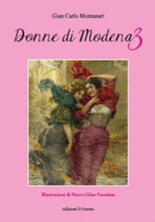Cefalufilmfestival.it Donne di Modena. Vol. 3 Image
