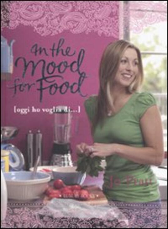 In the mood for food - Jo Pratt - copertina