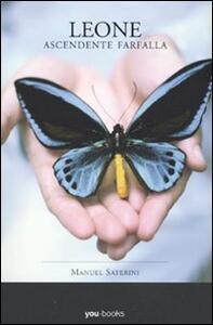 Leone ascendente farfalla