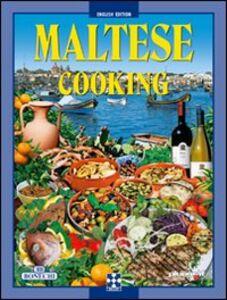 La cucina maltese. Ediz. inglese