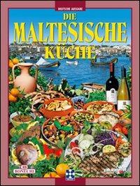 La La cucina maltese. Ediz. tedesca - Sammut J. Tabone M. I. - wuz.it