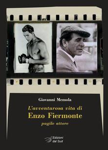 Warholgenova.it L' avventurosa vita di Enzo Fiermonte pugile attore Image