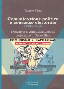 Comunicazione politica e consenso elettorale. Il 1948 in Puglia