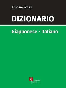 Grandtoureventi.it Dizionario giapponese-italiano. Ediz. bilingue Image