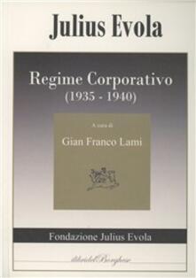 Lpgcsostenible.es Regime corporativo (1935-1940) Image
