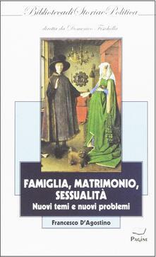 Famiglia,matrimoni, sessualità.pdf