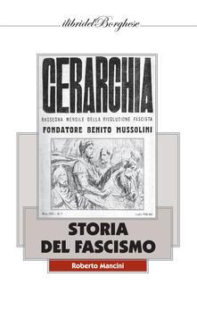 Antondemarirreguera.es Storia del fascismo. Vol. 1 Image