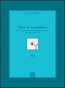 Libro di architettura. Ediz. illustrata