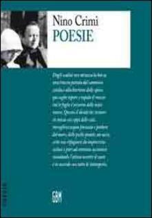 Poesie - Nino Crimi - copertina