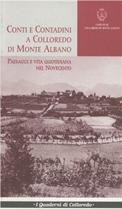 Conti e contadini a Colloredo di Monte Albano