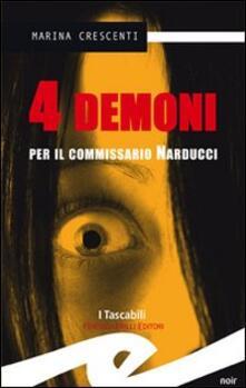 Camfeed.it Quattro demoni per il commissario Narducci Image