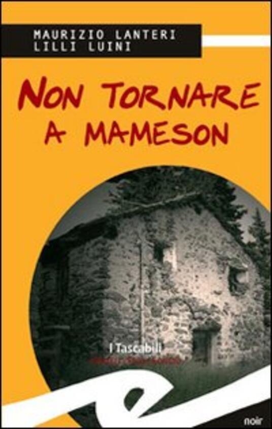 Non tornare a Mameson - Maurizio Lanteri,Lilli Luini - copertina