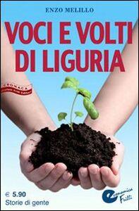Voci e volti di Liguria