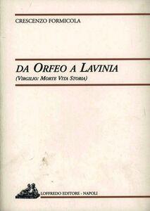 Da Orfeo a Lavinia