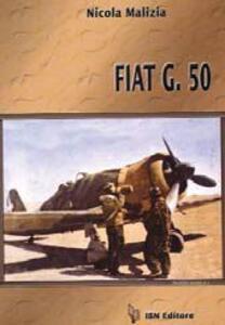 Fiat G 50. Ediz. inglese