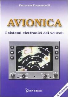 Tegliowinterrun.it Avionica. I sistemi elettronici dei velivoli Image