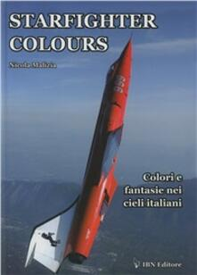 Equilibrifestival.it Starfighter colours. Colori e fantasie nei cieli italiani. Ediz. italiana e inglese Image