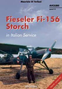 Fieseler FI-156 storch in italian service