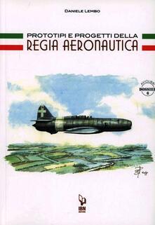 Squillogame.it Prototipi e progetti della Regia Aeronautica Image