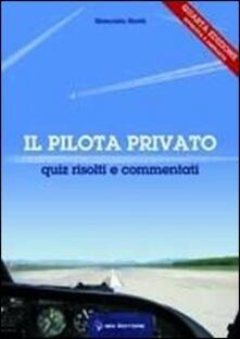 Camfeed.it Pilota privato. Quiz risolti e commentati Image
