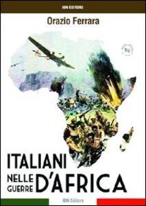 Gli italiani nelle guerre d'Africa