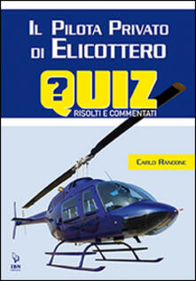 Osteriamondodoroverona.it Il pilota di elicottero. Quiz risolti e commentati Image