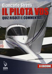 Antondemarirreguera.es Il pilota VDS. Quiz risolti e commentati Image