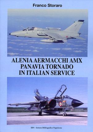 Alenia Aermacchi AMX Panavia Tornado in Italian Service