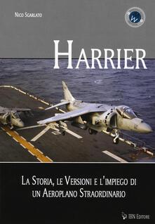 Ascotcamogli.it Harrier. La storia, le versioni e l'impiego di un aeroplano straordinario Image
