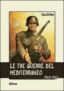 Radiospeed.it Le tre guerre del Mediterraneo 1940-45 Image