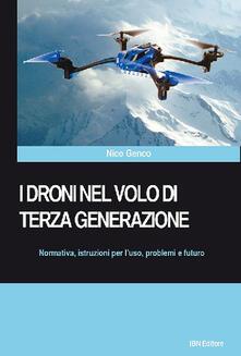 Equilibrifestival.it I droni nel volo di terza generazione. Normativa, istruzioni per l'uso problemi e futuro Image