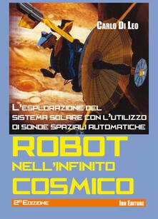 Voluntariadobaleares2014.es Robot nell'infinito cosmico. L'esplorazione del sistema solare con l'utilizzo di sonde spaziali automatiche Image