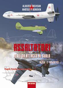 Aboutschuster.de Assaltatori ed aerei da attacco al suolo russi e sovietici. Progetti, prototipi ed aerei operativi Image
