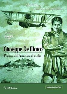 Adiaphora.it Giuseppe De Marco pioniere dell'aviazione in Sicilia. Ediz. italiana e inglese Image