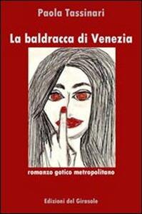 La baldracca di Venezia - Paola Tassinari - copertina