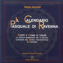 Camfeed.it Il calendario pasquale di Ravenna Image